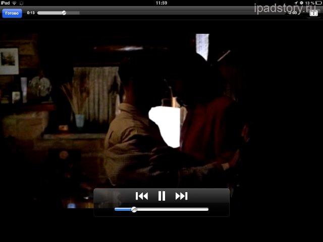 Кинопоиск на iPad