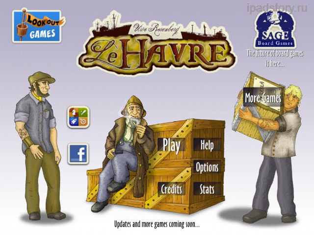 Le Havre iPad