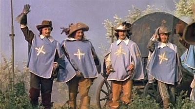 Три мушкетера. Иллюстрированная аудиокнига | Всё об iPad