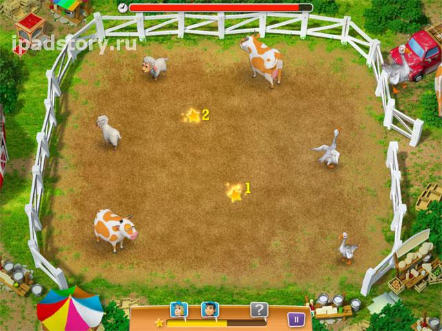 Реальная ферма HD - игра на iPad
