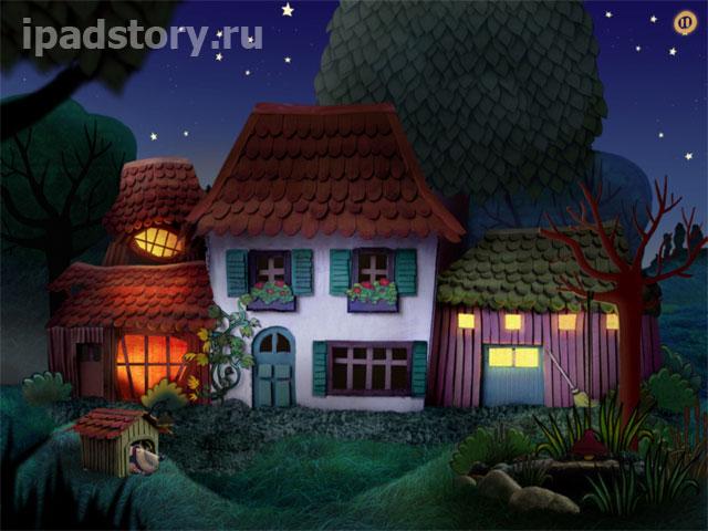 Спокойной ночи! HD – Сказка на ночь – Сказки для детей для iPad