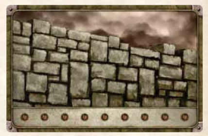 карты стены