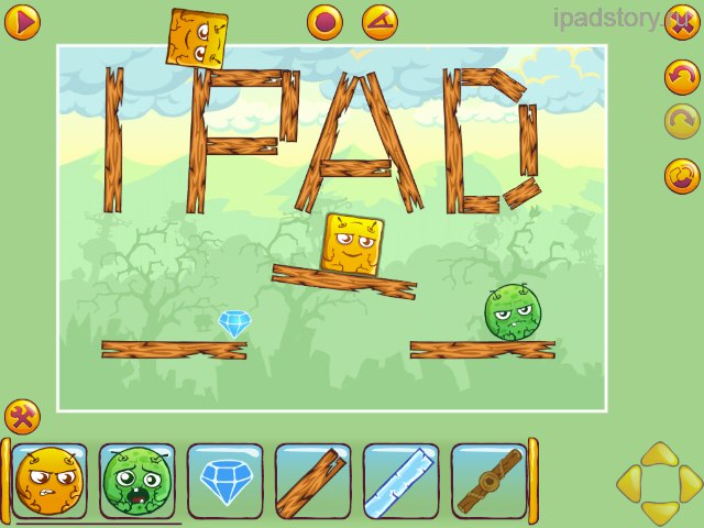Shape Shifters на iPad