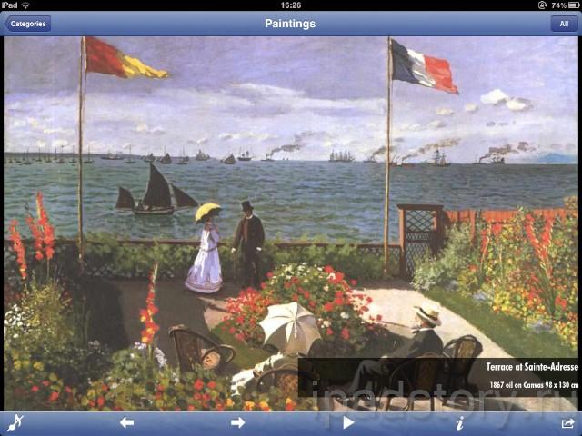 Claude Monet™