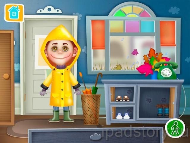 Одевашка! - приложение для детей на iPad