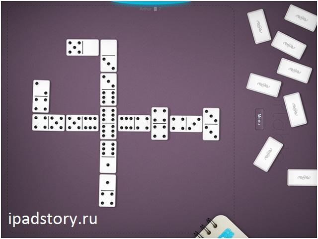 porTable - игра на iPad