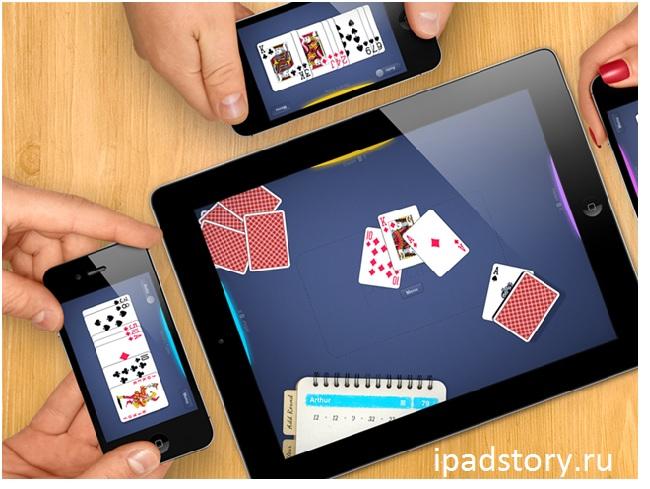 porTable для iPad