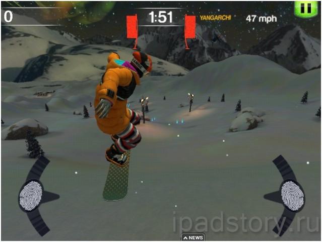 SummitX Snowboarding HD