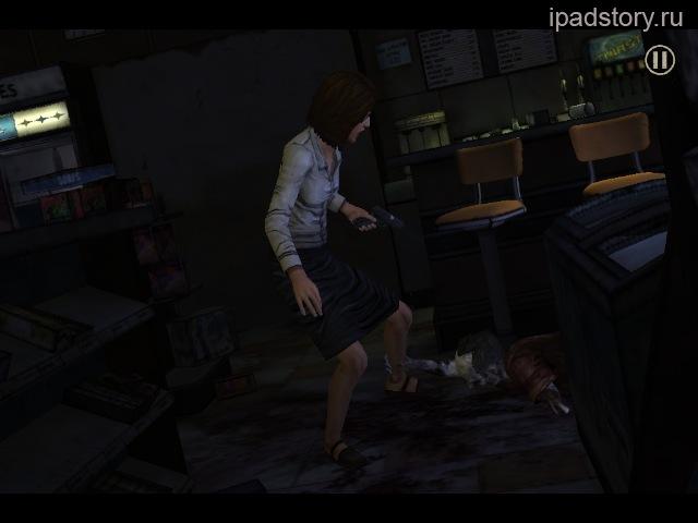 Ходячие мертвецы на iPad