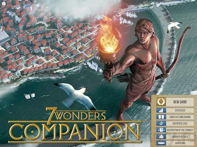 7 Wonders Companion для iPad