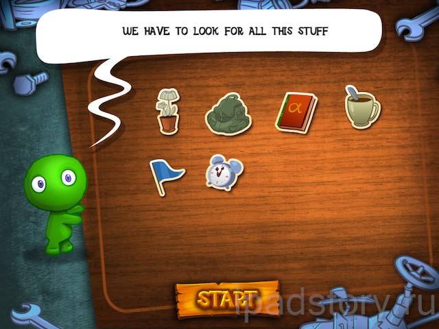 """Funny Wood HD - яркая игра в жанре """"Я ищу"""""""