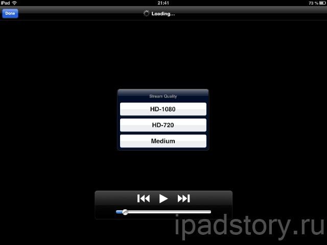 Jasmine - лучший клиент для YouTube на iPad