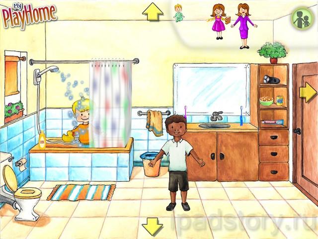 My PlayHome - кукольный дом мечты