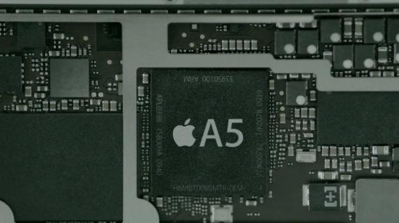 Процессор в iPad Mini