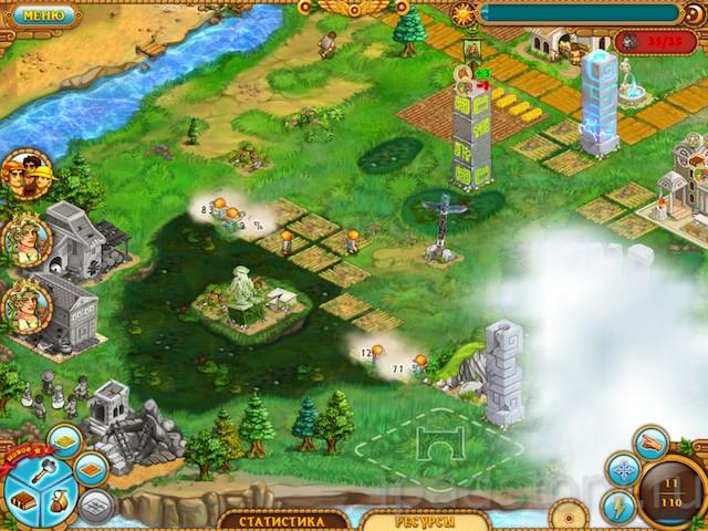 Круто быть богом - скриншот из игры