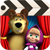 Маша и Медведь на iPad