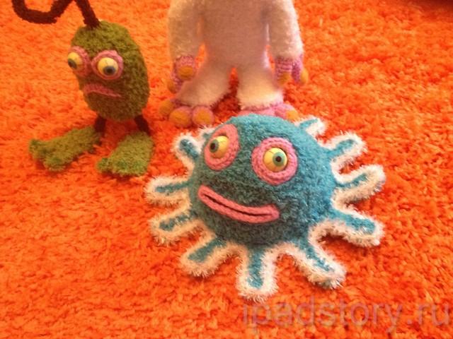 вязаная игрушка из игры My Singing Monsters