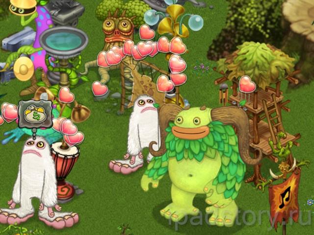 My Singing Monsters на iPad - бесплатная игра