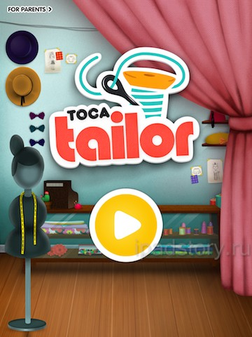 Toca Tailor - сам себе портной