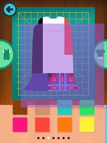 Toca Boca - toca tailor на iPad