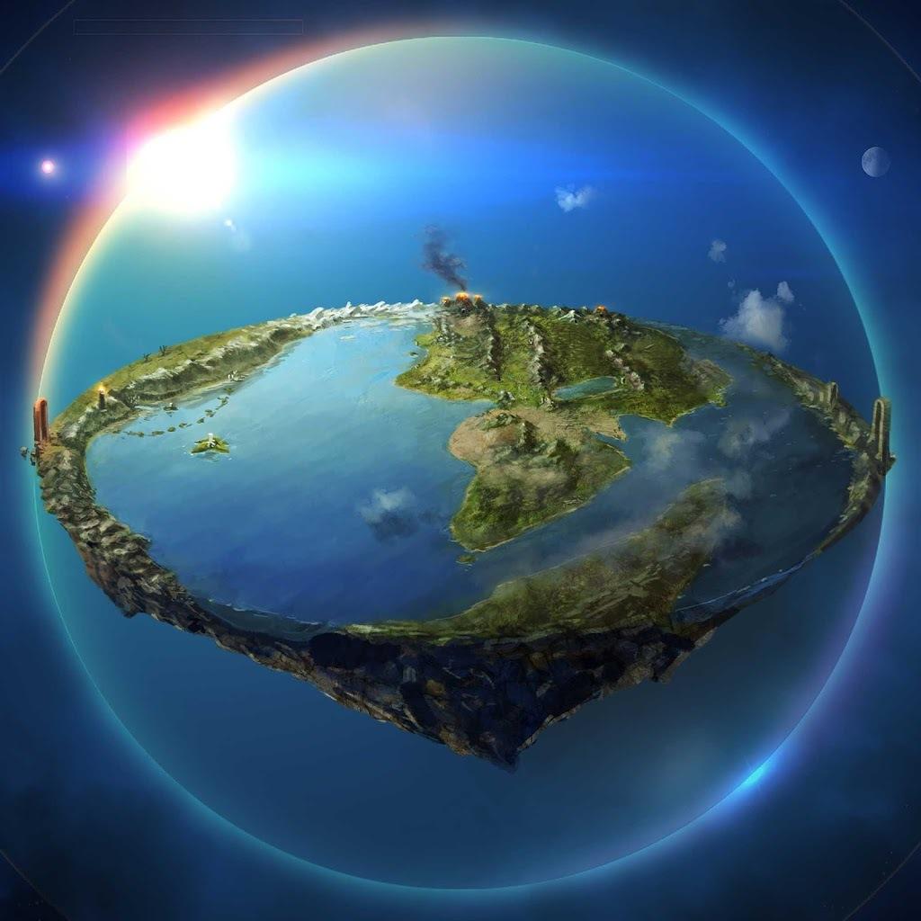 Плоский мир
