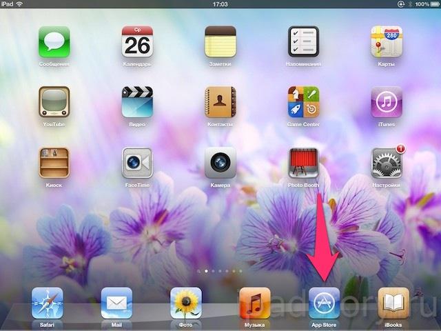 Как установить игры на iPad: пошаговая инструкция