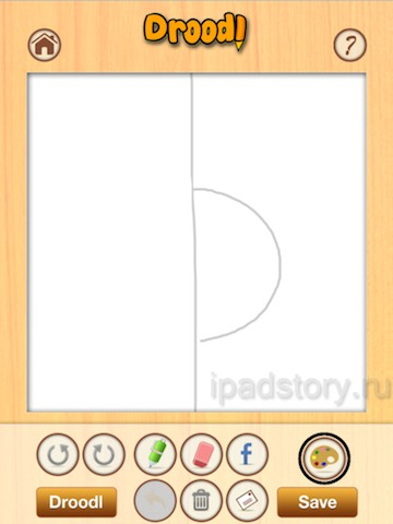 друдлы для iPad