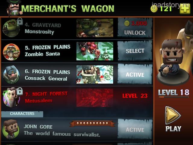 Minigore 2: Zombies