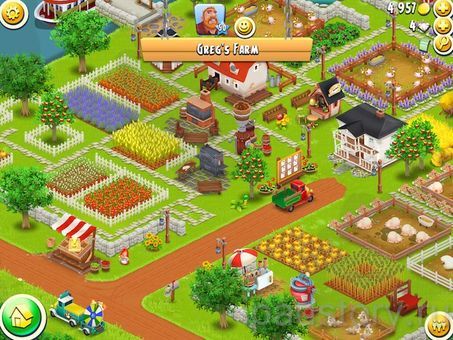 Самая красивая ферма