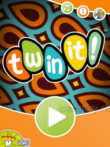 игра Twin It! для iPad