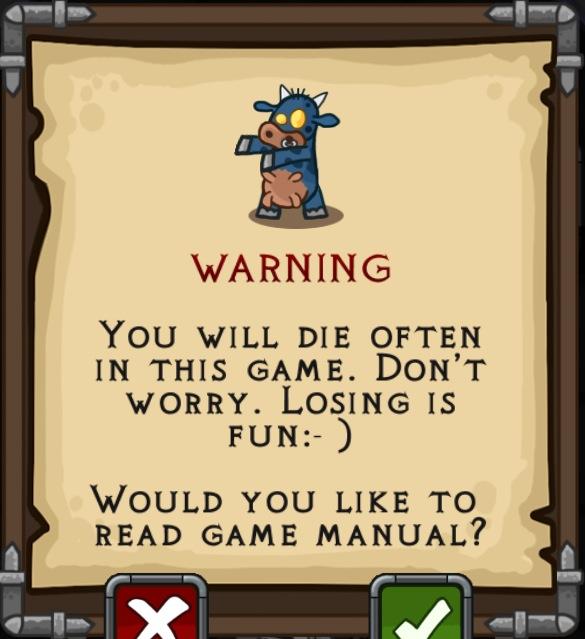 Обзор игры Dungelot