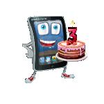Сайту iPadstory.ru — 3 года!