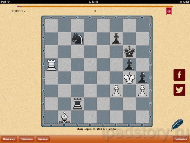 Шахматные задачи
