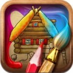 Раскраски на iPad — выиграй набор раскрасок