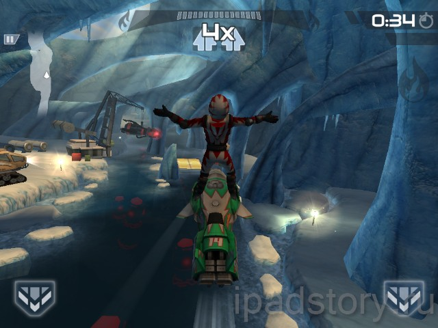 Riptide GP 2 ipad