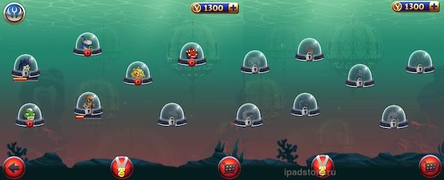 Angry Birds Star Wars II - темная сторона