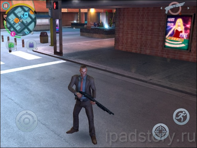 Gangstar Vegas iPad