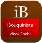 iBouqiniste на iPad. Чтение электронных книг fb2 и epub