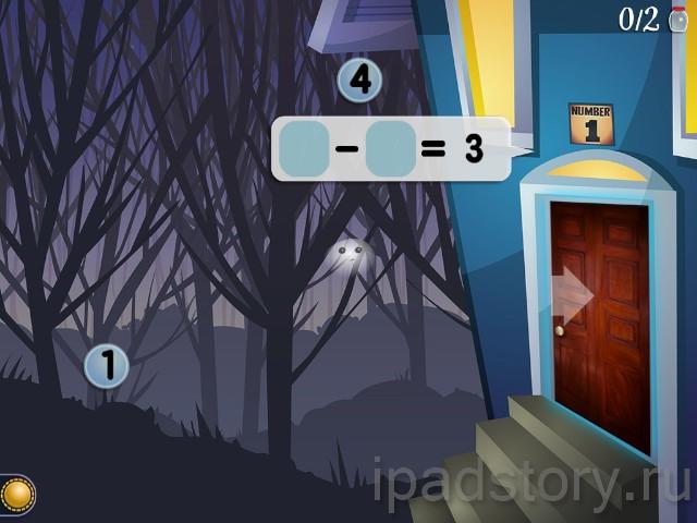 Mystery Math Town - детский квест + обучение устному счету