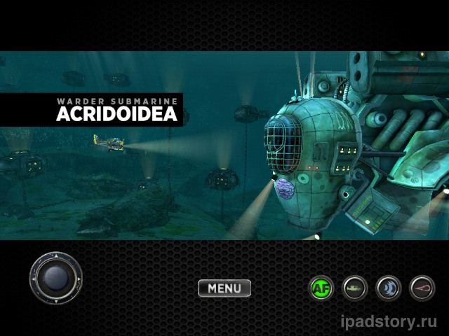 Sine Mora iOS Gameplay