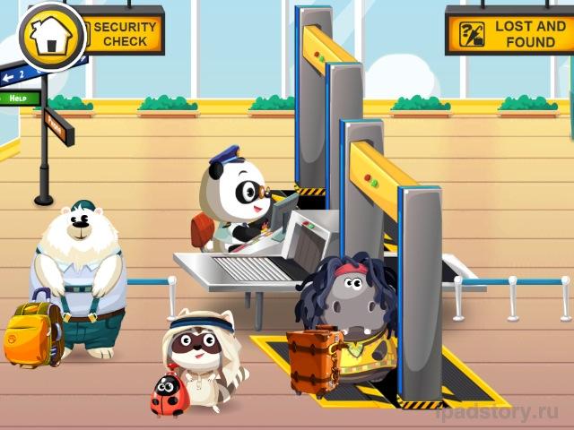 Airport Dr.Panda