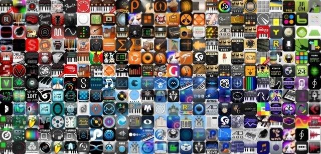 AudioBus iPad