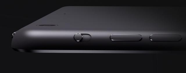 Кнопки громкости в iPad Air