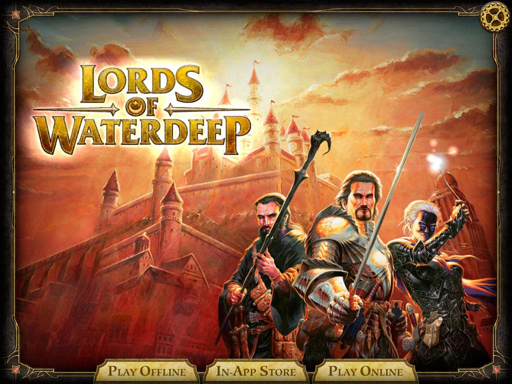 Lords of Waterdeep обзор