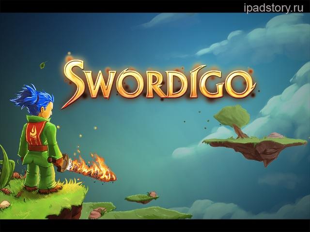 Swordigo на iPad