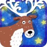 Волшебный рождественский календарь на iPad