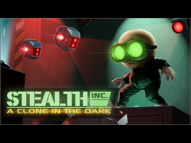 Stealth Inc. iPad