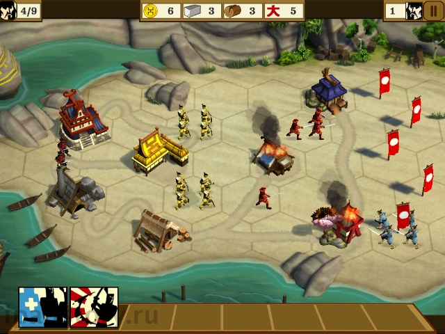 Total War Battles iPad