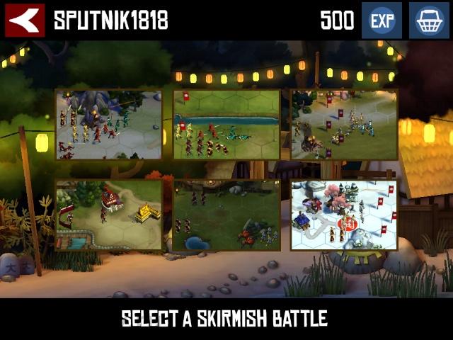 Total War Battles на iPad