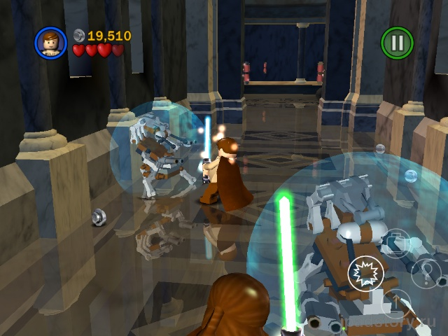 Lego Star Wars iPad